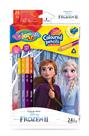 Pastelky Colorino trojhranné, Disney Frozen - 24 barev