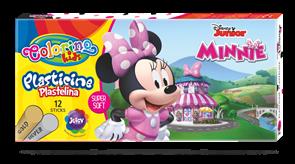 Modelovací hmota Colorino, Disney Junior Minnie - 12 barev