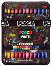 POSCA pastely, 24 barev