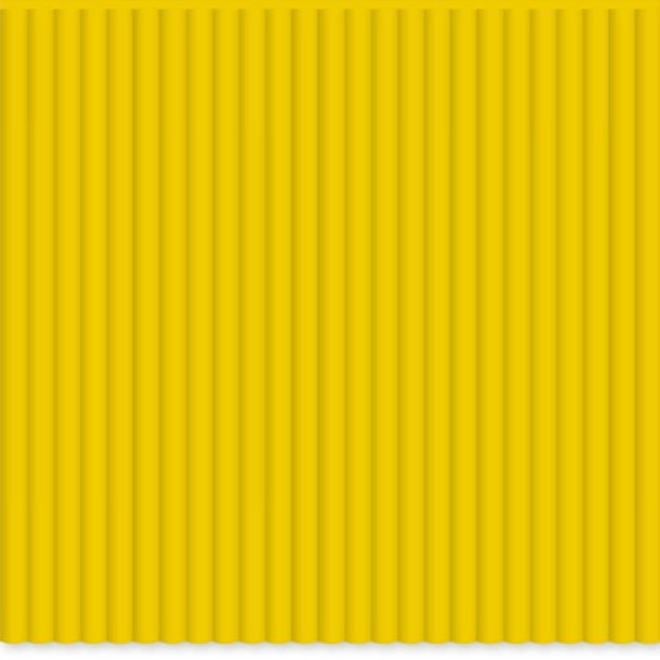 3Doodler Náhradní tyčinky ABS - Sunnyside Yellow