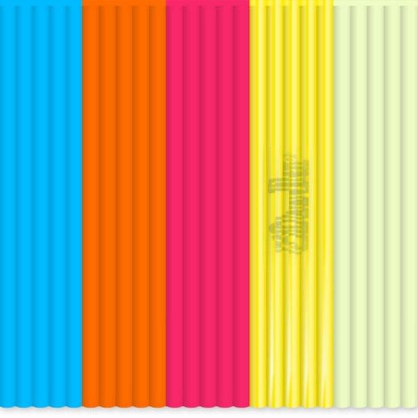 3Doodler Náhradní tyčinky PLA - mix barev Boogie Nights