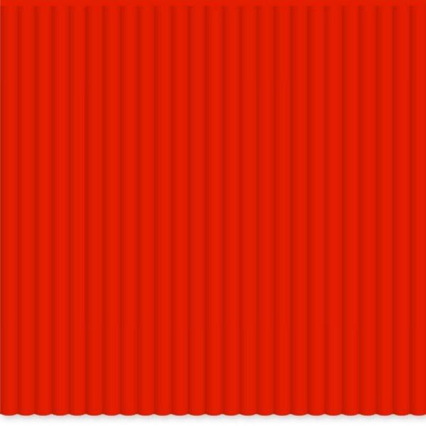 3Doodler Náhradní tyčinky PLA - Chili Pepper Red