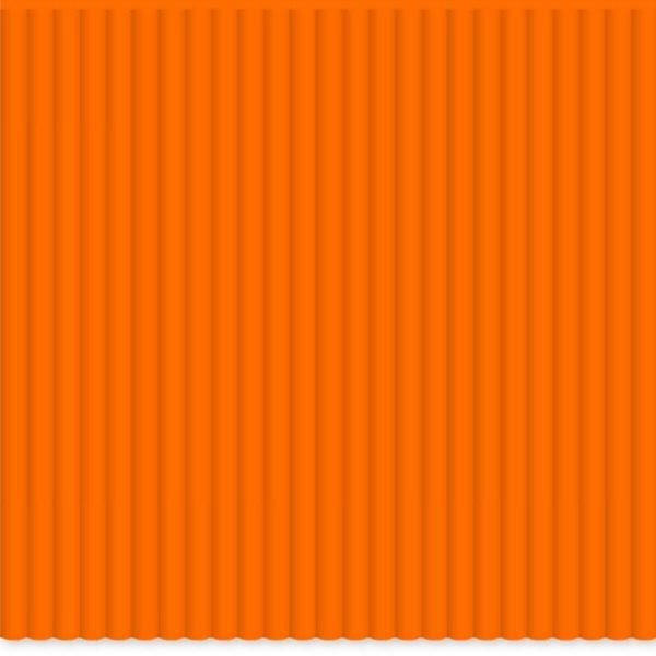 3Doodler Náhradní tyčinky PLA - OJ Orange