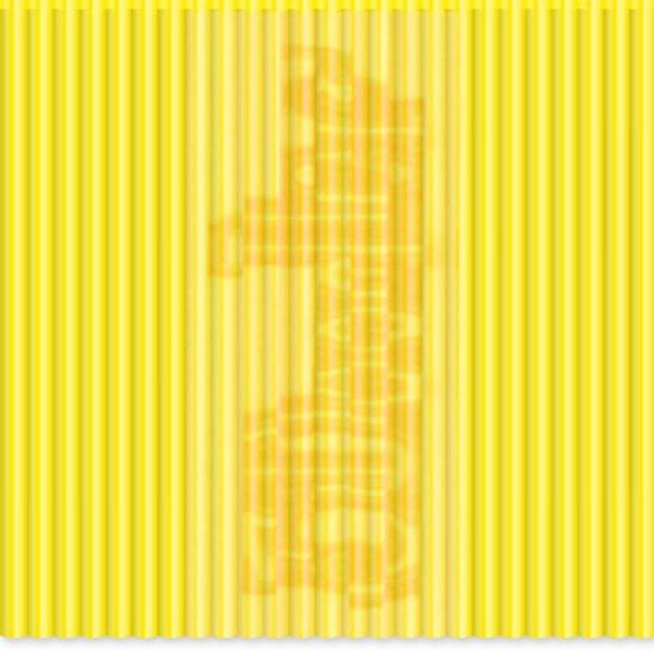 3Doodler Náhradní tyčinky PLA - Yellow