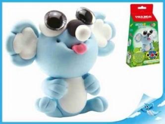 Modelovací hmota Paulinda - I love you Koala - 40g+14g s doplňky
