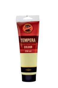 Temperová barva koh-i-noor Tempera 250 ml - žluť neapolská světlá