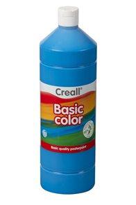 Temperová barva Creall - 1 L - základní modrá