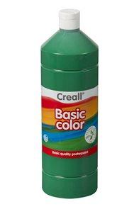 Temperová barva Creall - 1 L - tmavě zelená