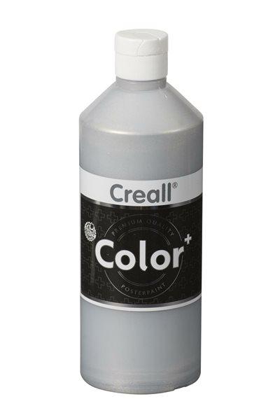 Temperová barva Creall 500 ml - stříbrná