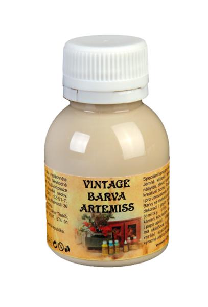 Křídová VINTAGE barva - béžová, 110 g