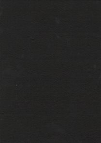 Dekorační filc A4 - černý (1ks)