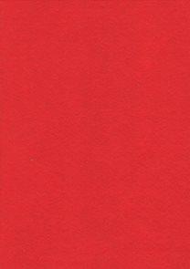 Dekorační filc A4 - světle červený (1ks)