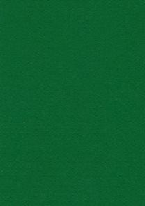 Dekorační filc A4 - zelený (1ks)