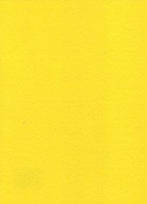 Dekorační filc A4 - žlutý (1ks)