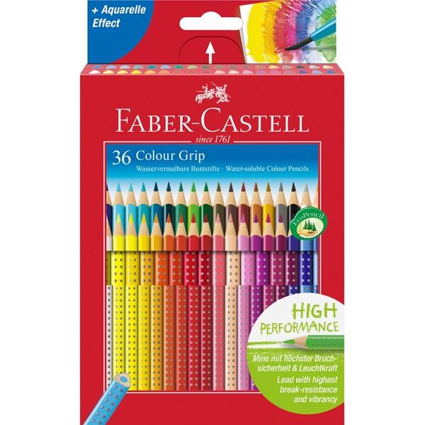 Pastelky Faber-Castell - Grip 2001, 36ks