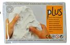 Keramická hmota Plus bez výpalu - 5 kg - bílá