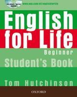 English for Life Beginner Students Book + MultiROM
