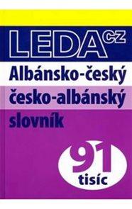 Albánsko-český a česko-albánský slovník