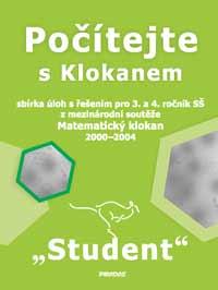 Počítejte s Klokanem - Student - Calábek P.,Švrček J. - A4, sešitová