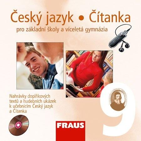 Český jazyk/Čítanka 9 pro ZŠ a VG - audio CD, Sleva 15%