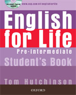 English for Life Pre-Intermediate Studentsbook + MultiROM Pack