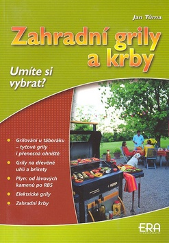 Zahradní grily a krby - Jan Tůma - 15x21 cm
