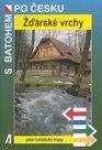 Žďárské vrchy - turistický průvodce Akcent-S batohem po Česku