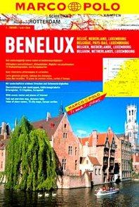 Benelux - autoatlas MP 1:200t/A4,spirála/
