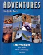 Adventures Intermediate Students Book