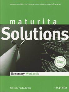 Maturita Solutions Elementary Workbook cz