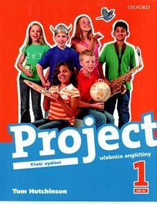 Project 1 - učebnice angličtiny /Třetí vydání/ - CEF A1