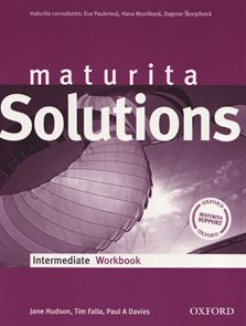 Maturita Solutions Intermediate Workbook CZ