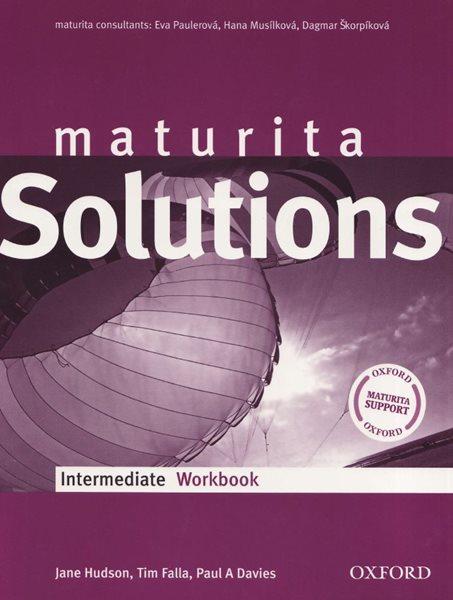 Maturita Solutions Intermediate Workbook CZ - Falla T., Davies A. P. - A4, brožovaná