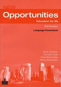 New Opportunities elementary language Powerbook+CD