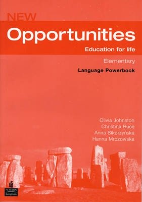 New Opportunities elementary language Powerbook+CD - Johnston,Ruse a kol.