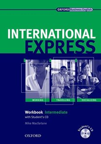 International Expres Intermediate NEW Edition Workbook with students CD
