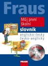 Můj první školní slovník anglicko-český a česko-anglický + CD-ROM