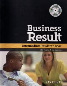 Business Resut intermediate Students Book  + CD-ROM