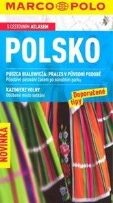 Polsko - průvodce s cestovním atlasem