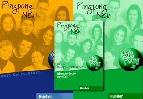 Pingpong Neu 2 - učebnice + pracovní sešit + n-č slovníček