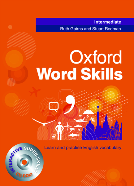 Oxford Word Skills - Intermediate-interactive-CD-ROM - Gairns R.,Redman S.