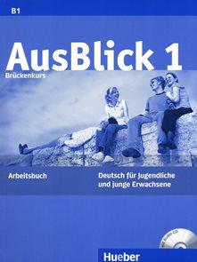 AusBlick 1 Arbeitsbuch + audio CD
