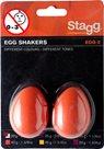 Shaker vajíčka - oranžová