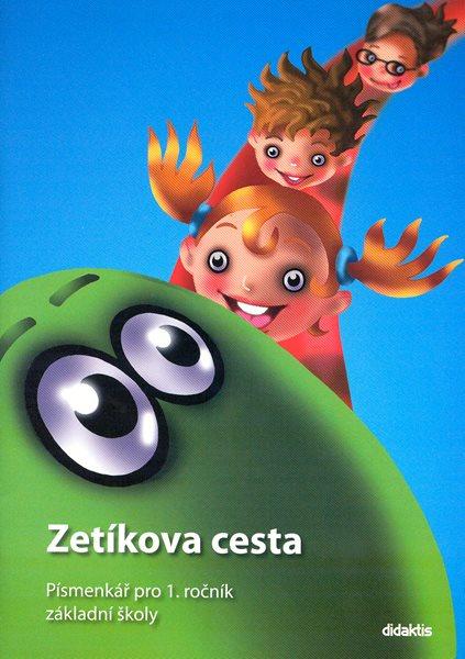 Písmenkář pro 1. ročník ZŠ - Zetíkova cesta - I. Březinová, M. Kalovská, P. Nejezchlebová, P. Tarábek - A4