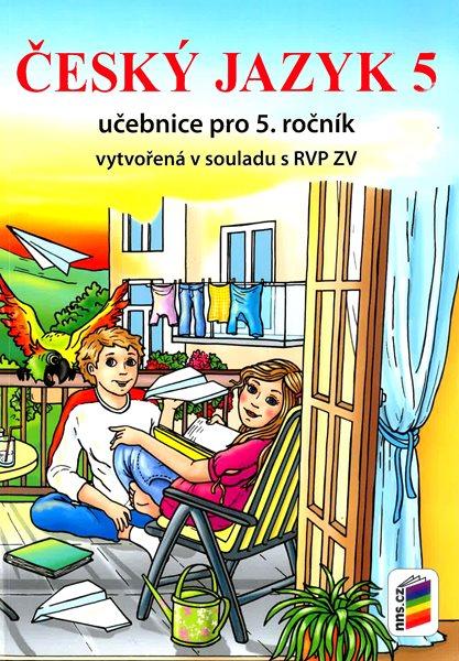 Český jazyk 5 - učebnice /NOVÁ ŘADA/ - Alena Bára Doležalová - 17,6×25 cm