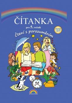 Čítanka pro 5. ročník - Čtení s porozuměním - Janáčková Z., Janáčková T. - 17,6×25 cm