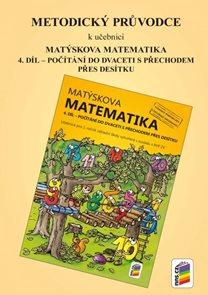 Matýskova matematika pro 2. ročník 4. díl - Metodický průvodce
