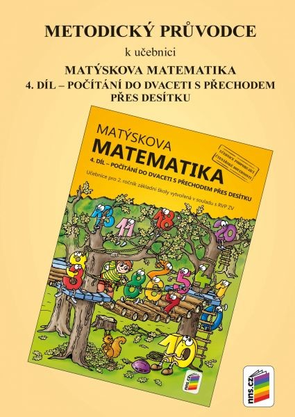 Matýskova matematika pro 2. ročník 4. díl - Metodický průvodce - Novák F., Novotný M. - A5