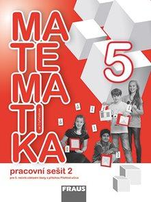Matematika se Čtyřlístkem 5 - pracovní sešit 2