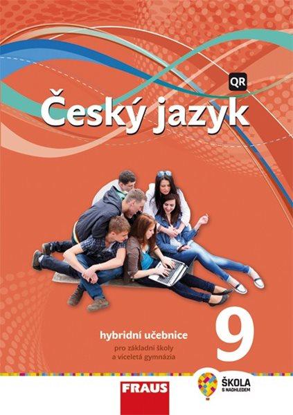 Český jazyk 9. r. ZŠ a víceletá gymnázia - učebnice /Nová generace/ - Krausová Z. a kolektiv - 210×297 mm